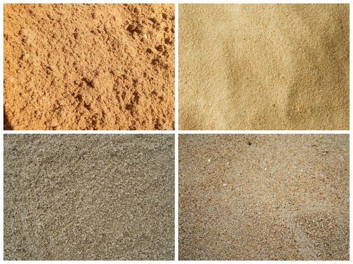 Песок для цементного раствора какой нужен приготовление керамзитобетона пропорции на 1м3